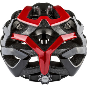 Alpina Fedaia Casco, black-red